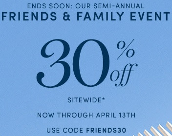 Coupon for: Friends & Family Sale at Cole Haan online