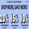 Coupon for: Shop more, save more at Forever 21 online