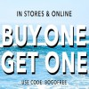Coupon for: BOGO Sale at Forever 21 store and online