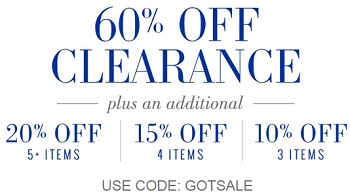Coupon for: Clearance Sale at aerie online