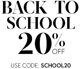 Coupon for: Enjoy Perfumania Back to school Sale