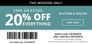 Coupon for: Shop with printable coupon at Payless ShoeSource