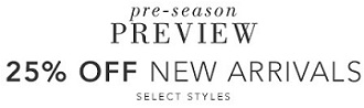 Coupon for: Pre-Season Preview Sale at Easy Spirit online