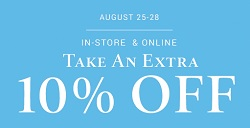 Coupon for: Storewide sale at US Zales