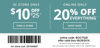 Coupon for: Coupon savings at Payless ShoeSource