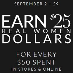 Coupon for: Amazing Labor Day Sale at Lane Bryant