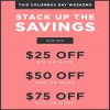 Coupon for: Columbus Weekend Sale is still on at Easy Spirit online