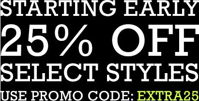 Coupon for: Early Black Friday Sale at Converse online