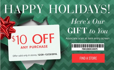 Coupon for: Shop with Charming Charlie exclusive printable coupon