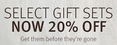 Coupon for: U.S. Aveda Deals: Save 20% off selected gift sets