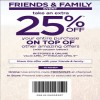Coupon for: Shop Motherhood Maternity Friends & Family Event