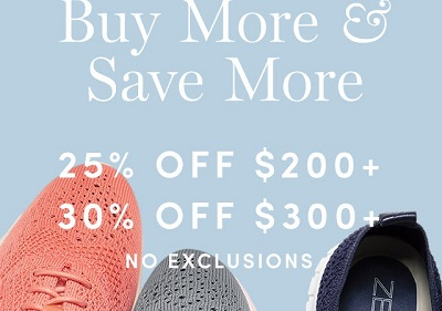 Coupon for: U.S. Cole Haan: Buy More, Save More Event