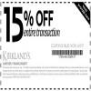 Coupon for: Shop Summer Blowout Sale at Kirkland's