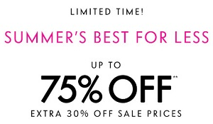 Coupon for: Summer's best on sale at U.S. Neiman Marcus