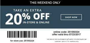 Coupon for: Printable coupon savings at U.S. Payless ShoeSource