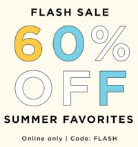Coupon for: U.S. LOFT Flash Sale: Summer favorites with discounts