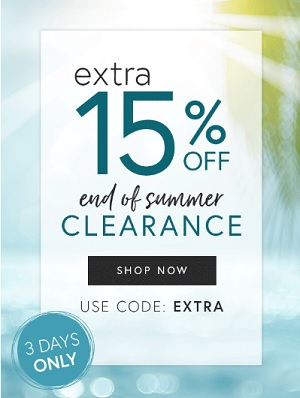 Coupon for: Shop End of Summer Clearance at U.S. Perfumania