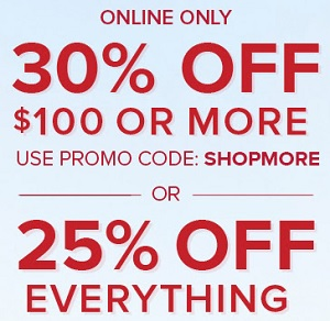 Coupon for: U.S. Torrid Sale: Up to 30% off your purchase