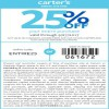 Coupon for: It is time to save money at U.S. carter's