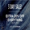 Coupon for: U.S. Aéropostale: Shop 3 day Sale