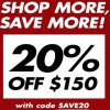 Coupon for: U.S. Forever 21 Sale: Shop More, Save More