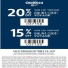 Coupon for: Spend More, Save More at U.S. OshKosh B'gosh