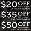 Coupon for: U.S. Footaction Sale: Take up to $50 off your purchase