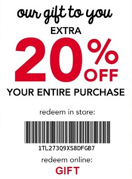Coupon for: Hurry, use your coupon at U.S. Gymboree