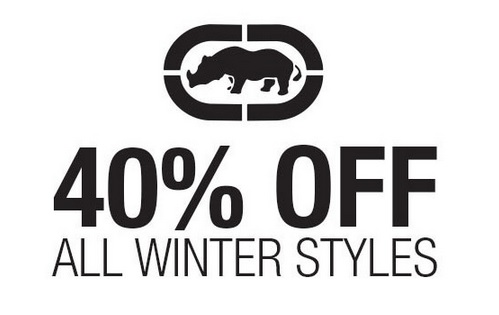 Coupon for: Ecko Unltd., Winter styles with discounts