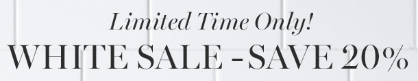 Coupon for: Williams-Sonoma, Hundreds of items with great savings