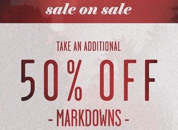 Coupon for: PacSun, Sale on Sale