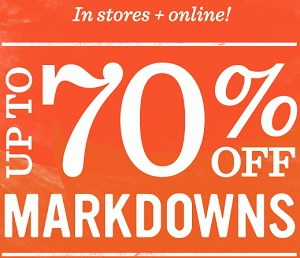 Coupon for: west elm, New markdowns just added