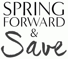 Coupon for: Banana Republic, Spring forward & save