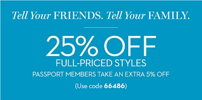 Coupon for: Chico's, Sale is on Sale