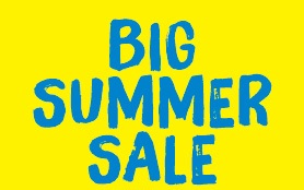 Coupon for: G.H. Bass & Co., Big Summer Sale