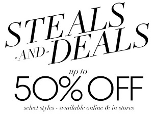 Coupon for: Nine West, Steals & Deals