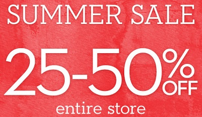Coupon for: Summer Sale at Chico's Outlets