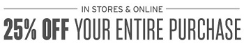 Coupon for: Receive discount on your purchase at Eddie Bauer