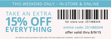 Coupon for: Save with sale coupon at Payless ShoeSource stores