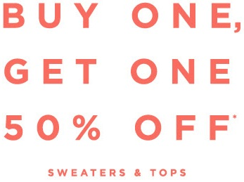 Coupon for: Enjoy endless possibilities at LOFT stores