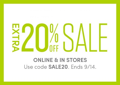Coupon for: Last two days of extra savings at Athleta