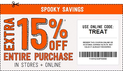 Coupon for: Last two days of extra savings from Crazy 8