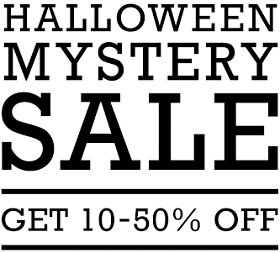 Coupon for: Save big during Halloween Mystery Sale at Converse