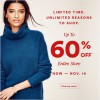 Coupon for: Savings at Ann Taylor Factory Stores