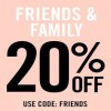 Coupon for: Friends & Family Event at Forever 21 stores