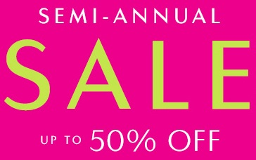 Coupon for: You can't miss Semi-Annual Sale from Charming Charlie