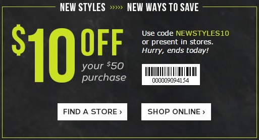 Coupon for: Save with printable coupon at Jockey