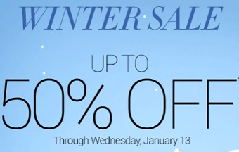 Coupon for: Final days of Winter Sale from Vera Bradley
