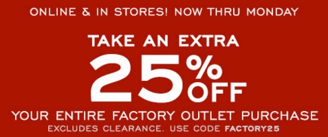 Coupon for: Happy Spring at G.H. Bass & Co. Factory Outlets