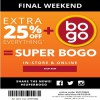 Thumbnail for coupon for: BOGO Sale offer at Payless ShoeSource